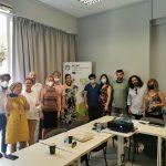 RESTAT project TN meeting in Rethymno, Crete